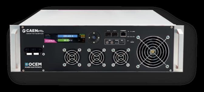OCEM Power Electronics diversifica il proprio portfolio prodotti con un nuovo Alimentatore standard da 10 kW