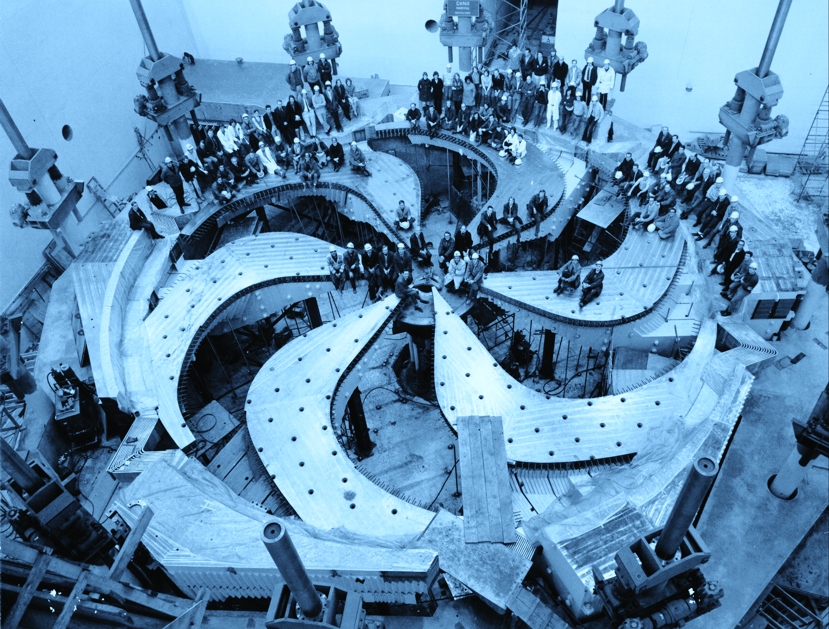 OCEM supplies current-controlled power converter to world's largest cyclotron