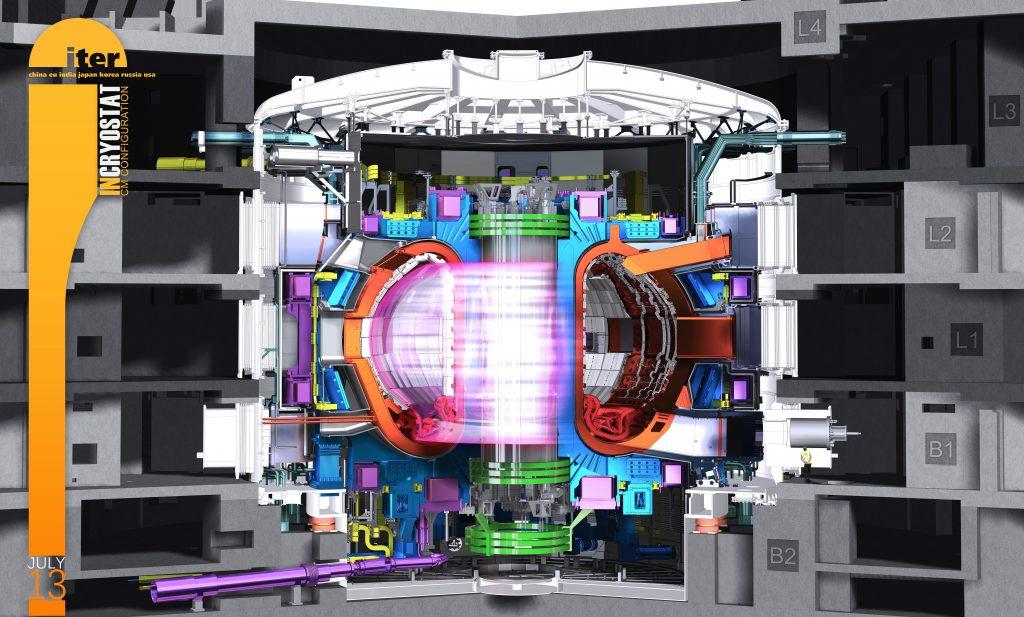 ITER rendering