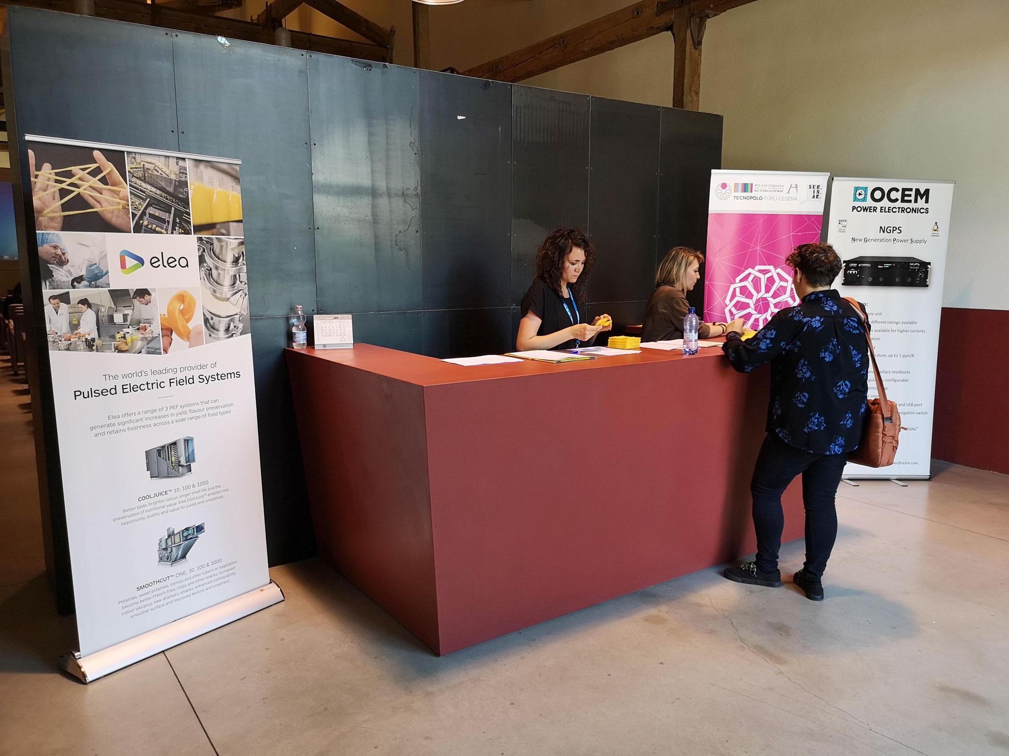 OCEM Power Electronics sponsors the 6th PEFSchool